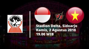 Live Streaming AFF U-16 2018 Vietnam Vs Indonesia
