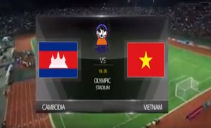 Live Streaming AFF U-16 Kamboja Vs Vietnam